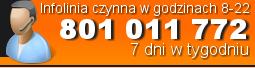 infolinia: 801 011 772